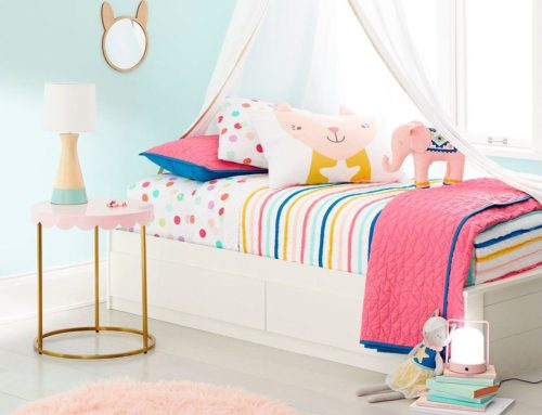 Bedding For Kids: A Comprehensive Story
